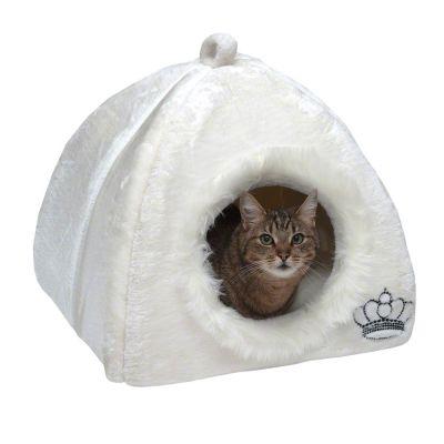 Niche Royal Pet White pour chat et petit chien