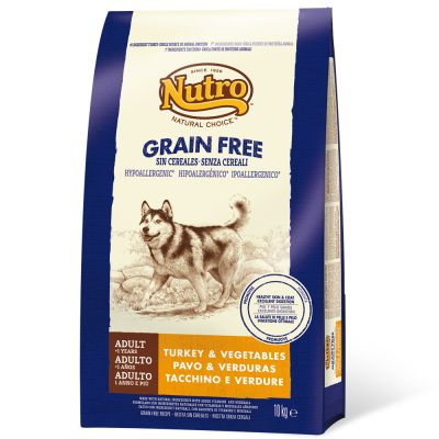 Nutro Natural Choice Grain Free Adult Pavo