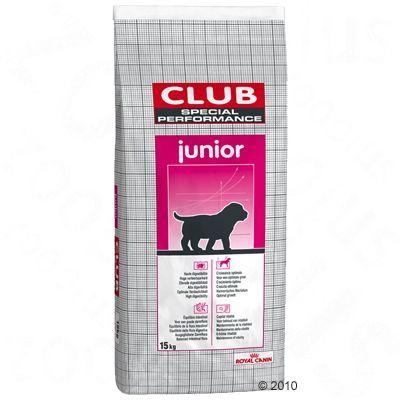 Pack Ahorro: Royal Canin Club/Selection 2x15kg