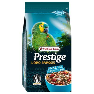 nourriture pour perroquet d 39 amazonie prestige premium prix avantageux chez zooplus. Black Bedroom Furniture Sets. Home Design Ideas