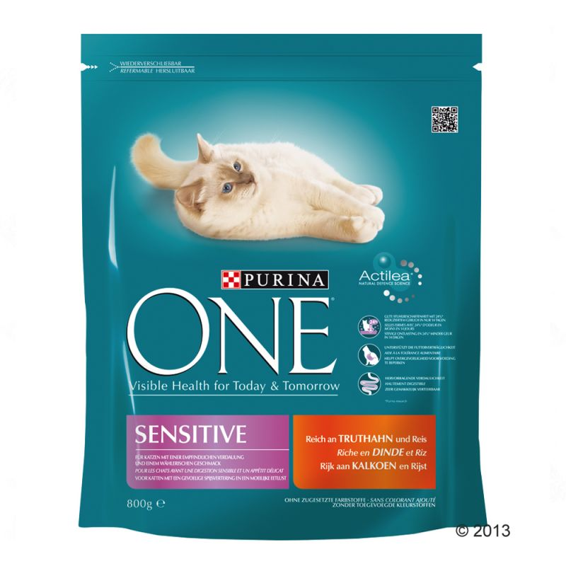 purina one sensitive turkey rice dry cat food top. Black Bedroom Furniture Sets. Home Design Ideas