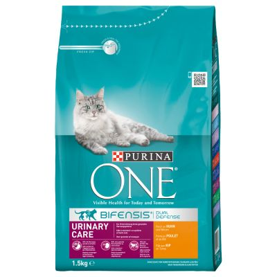 purina one urinary care croquettes pour chat zooplus. Black Bedroom Furniture Sets. Home Design Ideas