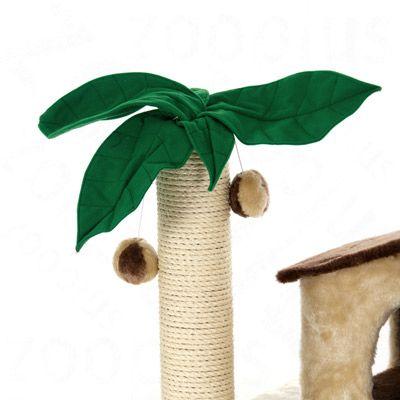 rascador coco palm para gatos. Black Bedroom Furniture Sets. Home Design Ideas