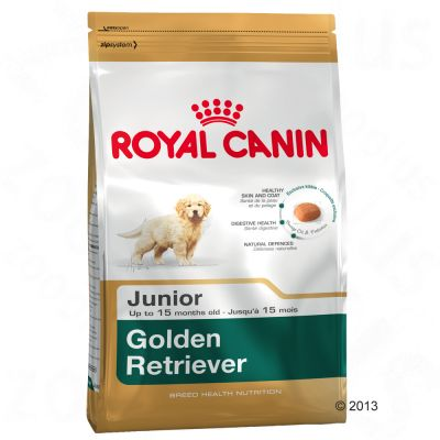 royal canin breed golden retriever junior croquettes pour chiot zooplus. Black Bedroom Furniture Sets. Home Design Ideas