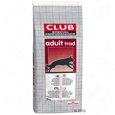 Royal Canin Club / Selection + przysmak Dokas Paski do żucia, półwilgotne, 70 g gratis!