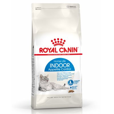 royal canin indoor appetite control free p p on orders 29 at zooplus. Black Bedroom Furniture Sets. Home Design Ideas