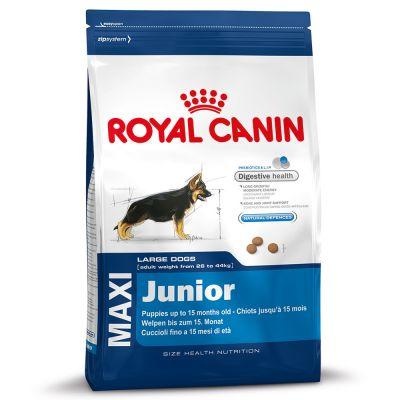 royal canin maxi junior hundefutter g nstig bei zooplus. Black Bedroom Furniture Sets. Home Design Ideas