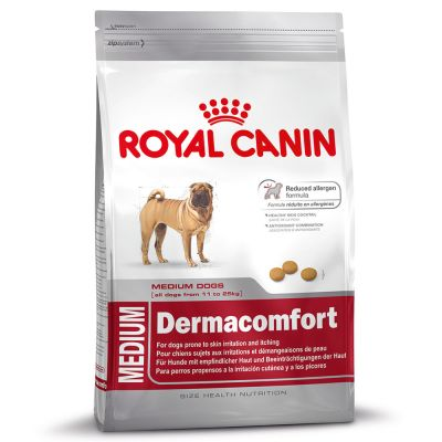 royal canin medium   derma fort great deals at zooplus ie