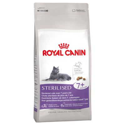royal canin sterilised appetite control 7 cat free p p 29. Black Bedroom Furniture Sets. Home Design Ideas