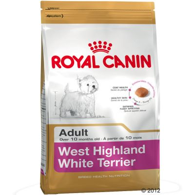Orijen Dog Food Reviews >> Royal Canin West Highland White Terrier Adult at zooplus.ie