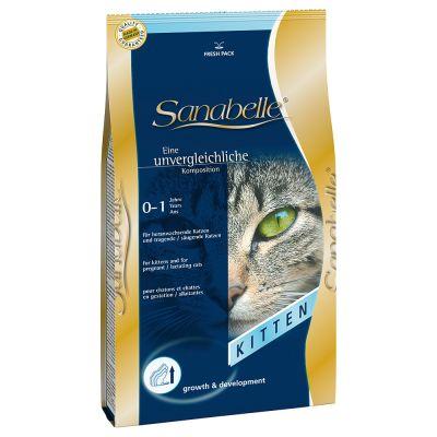 Sanabelle Dry Kitten Food - Nekojam.com