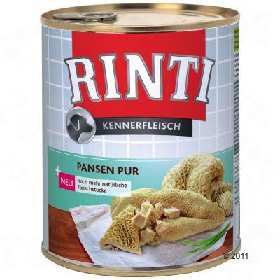 Sparpaket Rinti Kennerfleisch 24 x 800 g