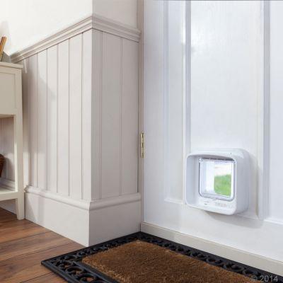 sureflap dualscan mikrochip katzenklappe. Black Bedroom Furniture Sets. Home Design Ideas