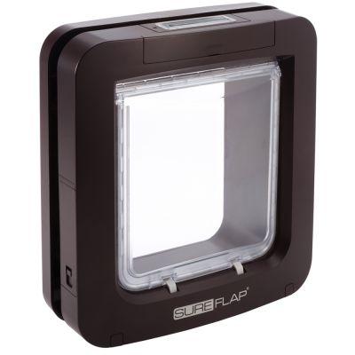 sureflap mikrochip haustierklappe g nstig bei zooplus. Black Bedroom Furniture Sets. Home Design Ideas