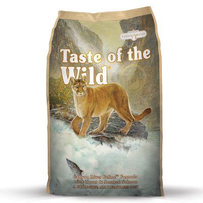 Taste of the Wild - Canyon River Feline