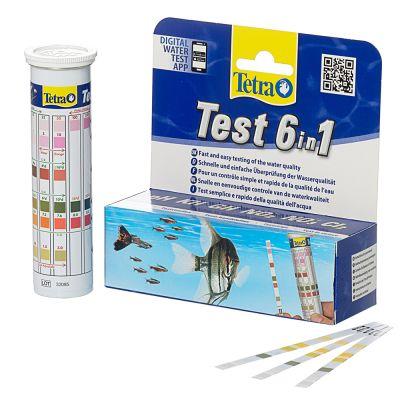 test in strisce tetratest 6 in 1 zooplus