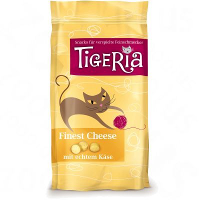 Tigeria Finest Cheese pour chat