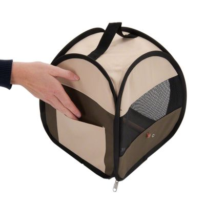 Transportín plegable de nailon para pájaros Free-Fly