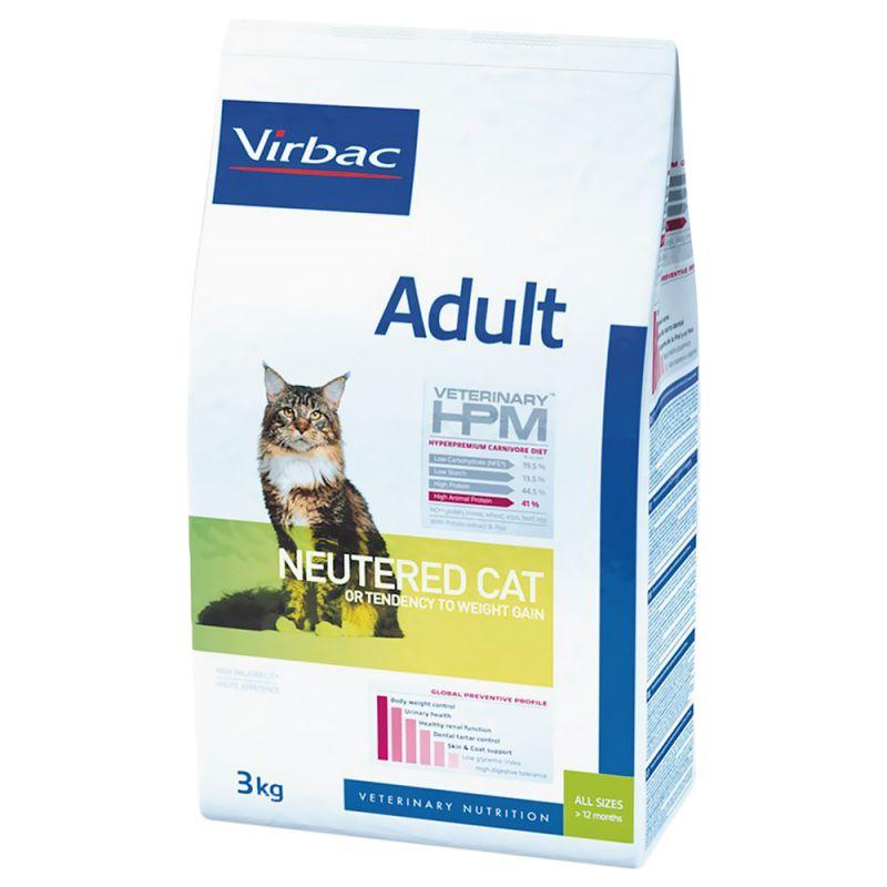 croquettes pour chat virbac