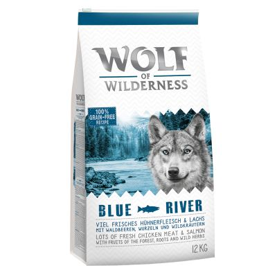Blue Wolf Dog Food Coupons