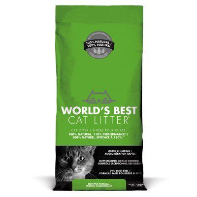 world 39 s best cat litter katzenstreu g nstig bei zooplus. Black Bedroom Furniture Sets. Home Design Ideas
