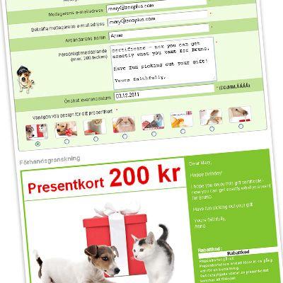 zooplus presentkort